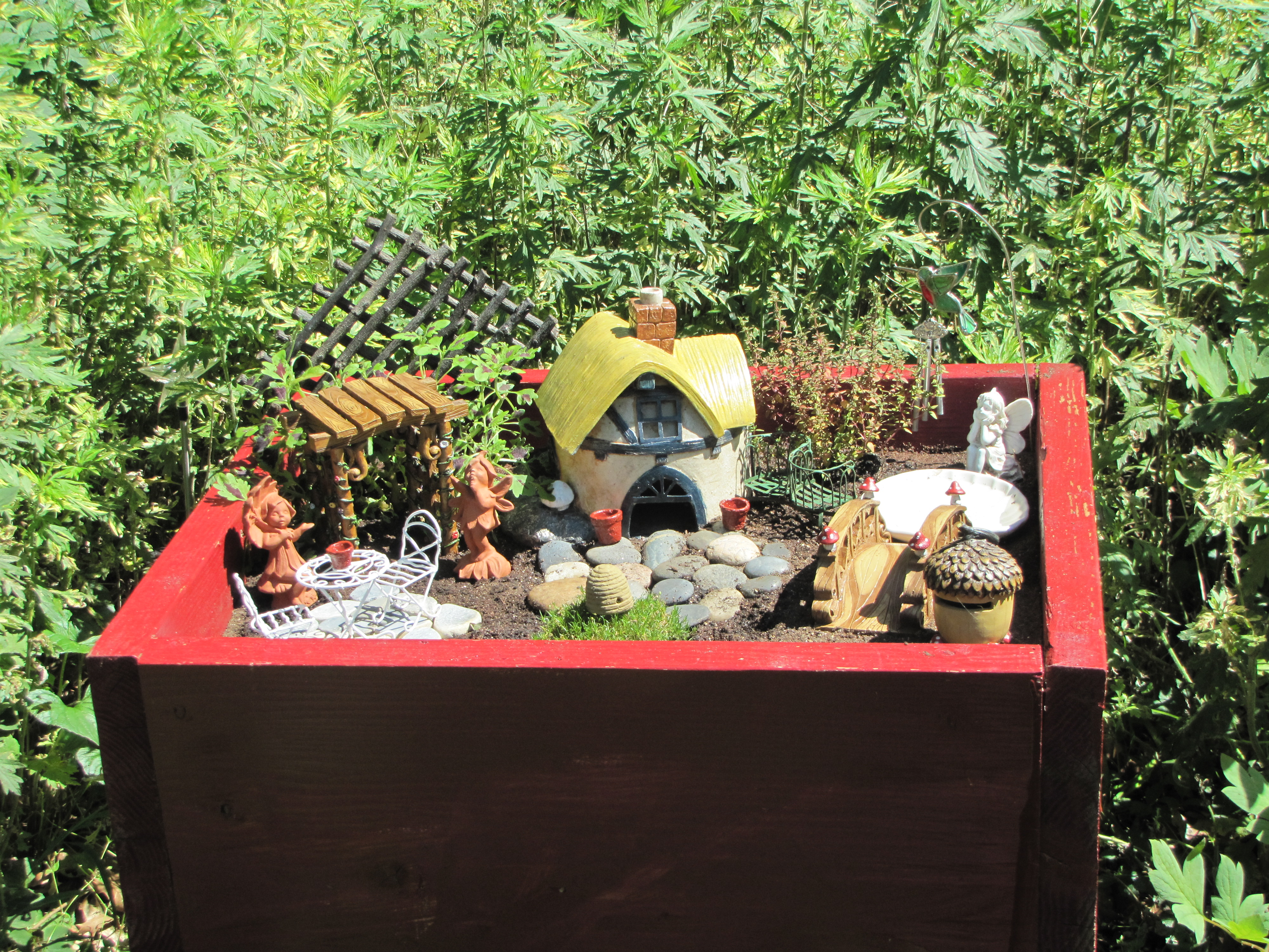 Gnome Garden: The Fairy Garden